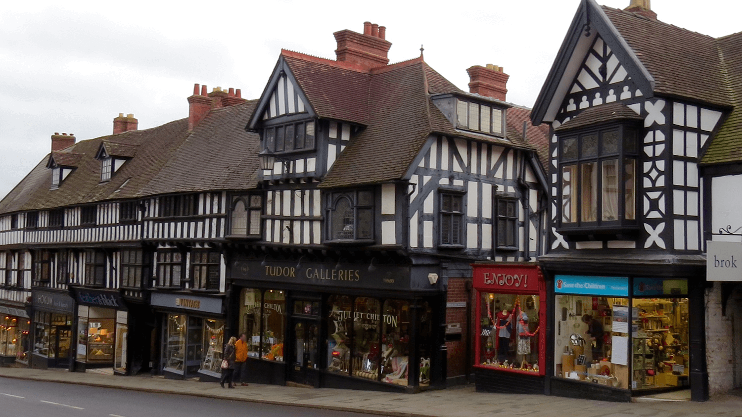 Tudor Galleries-Shrewsbury